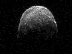 2005-YU55, a C-type asteroid
