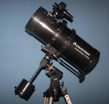 image of celestron 127eq telescope