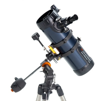 celester astromaster 114 EQ telescope