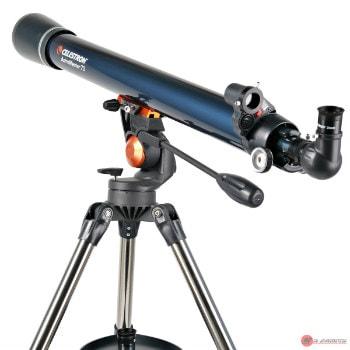celestron 21061 astromaster 70az refractor telescope review