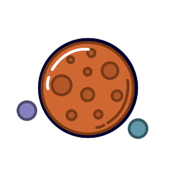 mars planet picture