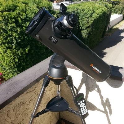 Reflector Mi Celestron NexStar 130SLT