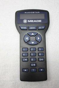 Meade Autostar 497 controller handset