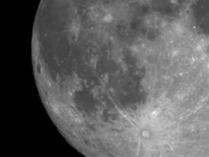 A lunar astrophotography effort