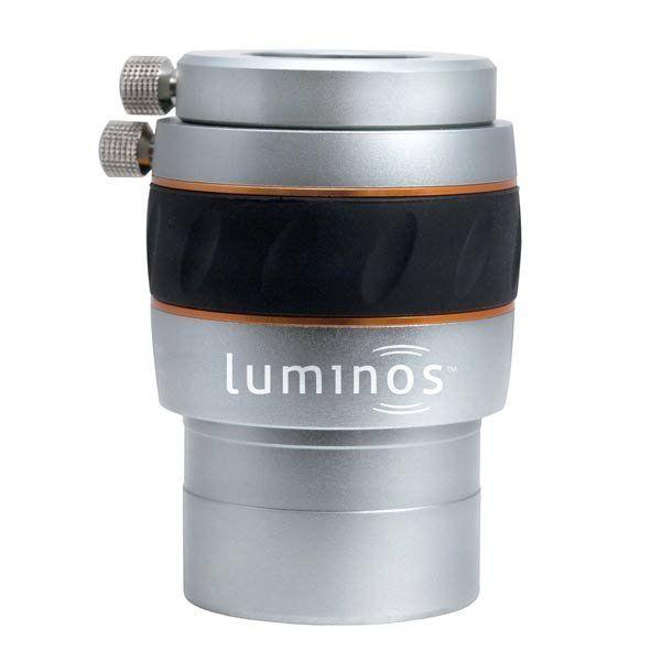 "Celestron 2"" 2.5x Luminos Barlow Lens # 93436"