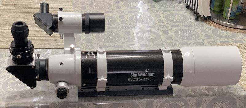 Sky-Watcher ProED 80mm