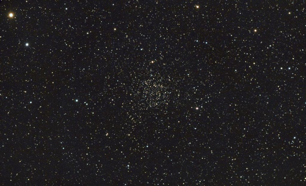 NGC 7789, Caroline's Rose