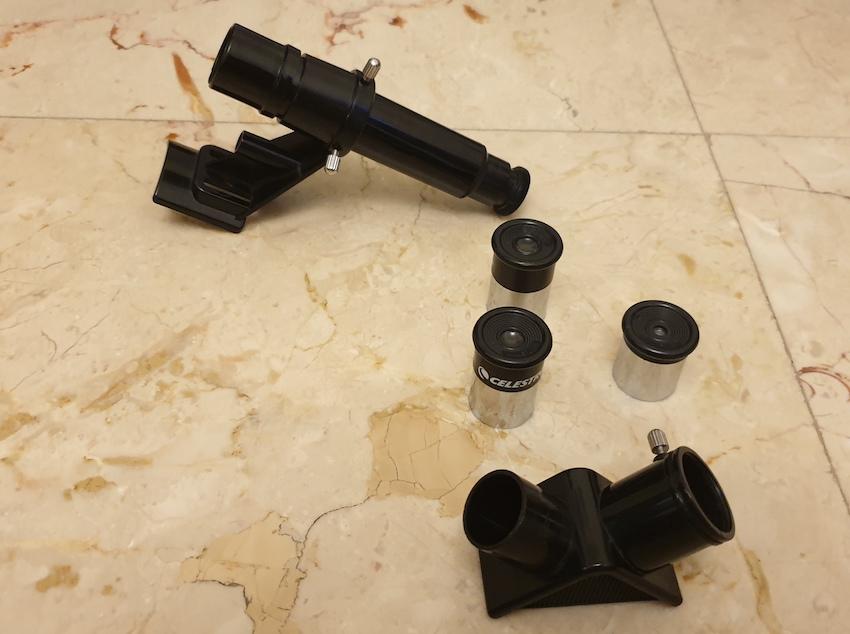Accessories of Powerseeker 50AZ