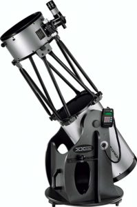 Orion 10023 SkyQuest XX12i IntelliScope Truss Dobsonian Telescope