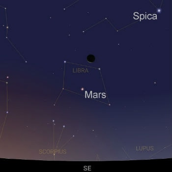 which planets are visible tonight - 350×350