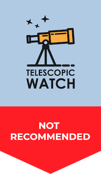 Not Recommended Telescope
